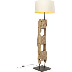 Floor Lamp Nature Holes 160cm