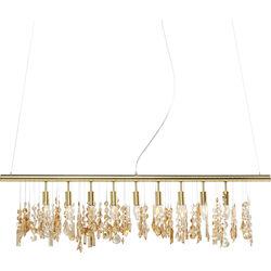 Pendant Lamp Klunker Deluxe Brass 120cm