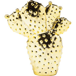 Money Box Cactus Desert Gold 22cm