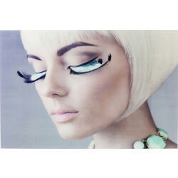 Picture Glass  Space Age Lashes 80x120cm