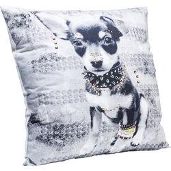 Cushion Rockstar Dog 45x45cm