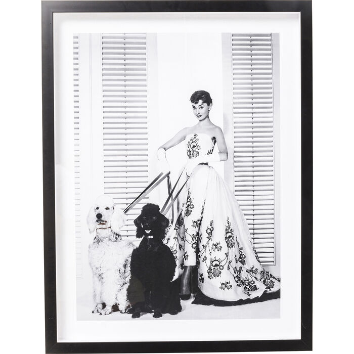 Picture Frame Actor Diva 65x85cm Kare Design
