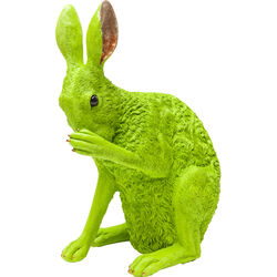 Money Box Rabbit Green