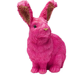 Money Box Rabbit Pink