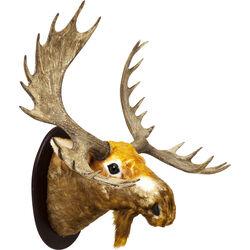 Deco Antler Elk Fur
