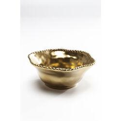 Cerial Bowl Bell Gold Ø16cm