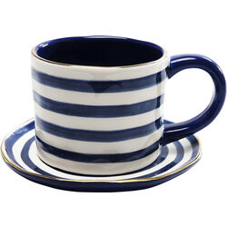 Coffee Cup Provence Spiral (2/Set)