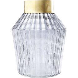 Vase Barfly Grey 30cm