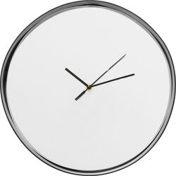 Wall Clock Shadow Soft Round