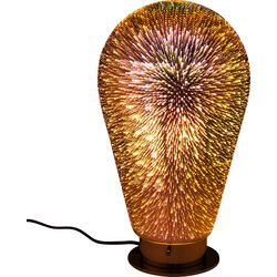 Table Lamp Firework Bulb