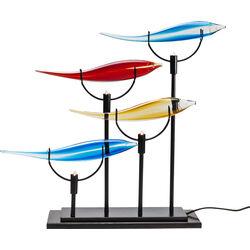 Table Lamp Pesce Colore Quattro