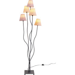 Floor Lamp Flexible Berry Cinque