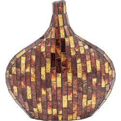 Vase Mosaico Brown 33cm