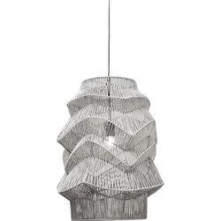 Pendant Lamp Waves Black Ø48cm