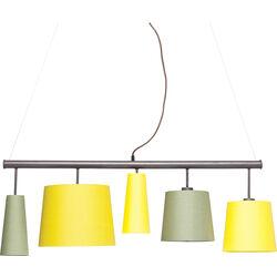 Pendant Lamp Parecchi Lime 100cm
