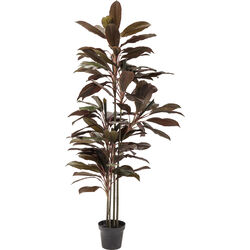 Deco Plant Rainforest Red 170cm