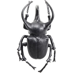 Wall Decoration Atlas Beetle Matt Black