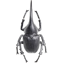 Wall Decoration Herkules Beetle Matt Black