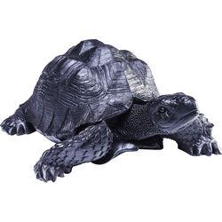 Deco Figurine Turtle Black Small