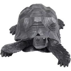 Deco Figurine Turtle Black XL