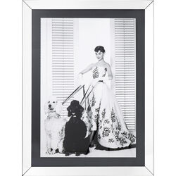 Picture Frame Princess Diva  120x90cm