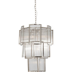Pendant Lamp Finestra Steps Ø54cm