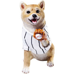 Money Box Baseball Dog