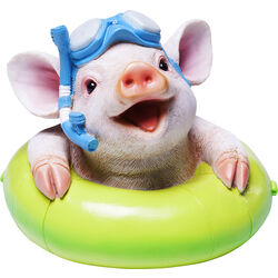 Money Box Floating Pig