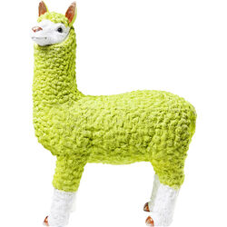 Spardose Alpaca Grün 62cm