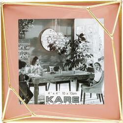 Frame Art Pastel Pink 10x10cm