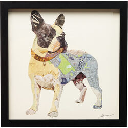 Picture Frame Art Toto 41x41cm
