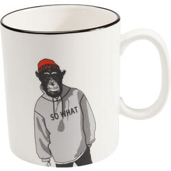 Mug Gangster Monkey
