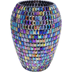 Vase Rainbow Diamonds 24cm
