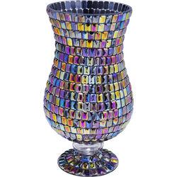 Vasija Rainbow Diamonds Base 26cm