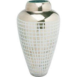 Vase Square Blue 41cm
