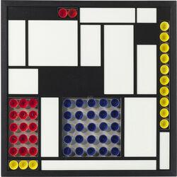 Deco Frame Squares Colore 80x80cm