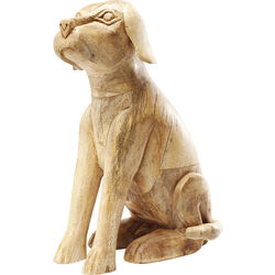 Deco Figurine Struppi Sitting