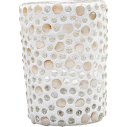 Tealight Holder Pearls Small