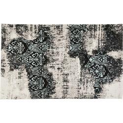 Carpet Kelim Ornament Turquoise 300x200cm