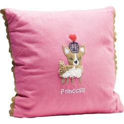 Cushion Fairytale Princess 30x30cm
