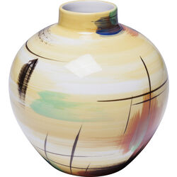 Vase Arte Colore Yellow Small
