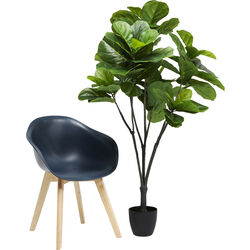 Deco Plant Fiddle Tree 160cm