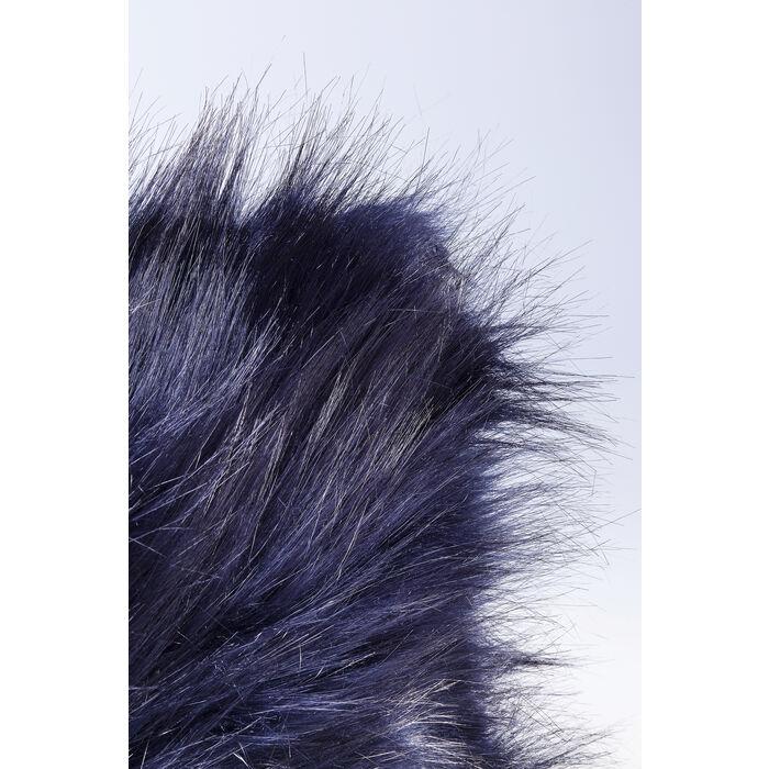 Kissen ontario fur schwarz 45x45cm kare design - Kissen fur loungemobel ...