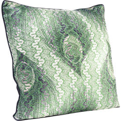 Cushion Peacock 45x45cm