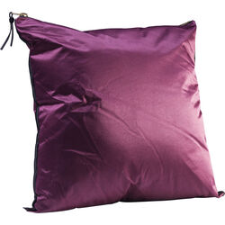 Cushion Zipper Purple 45x45cm
