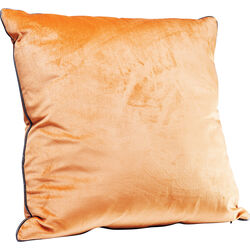 Cushion Edge Orange 45x45cm