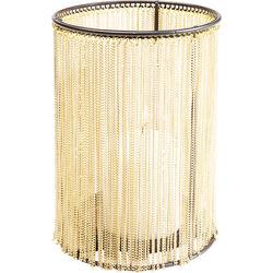 Lantern Chain Gold 17cm