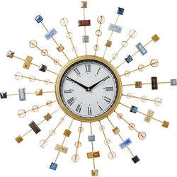 Wall Clock Murano Ø54cm