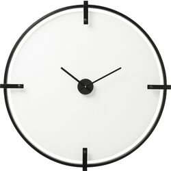 Wall Clock Visible Time Ø91cm