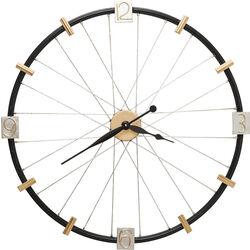 Orologio da parete Spoke Wheel 80cm